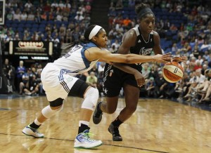 Shameka Christon & Maya Moore